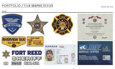 Film Graphic Design