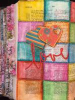 Bible Journaling, lisa albinus
