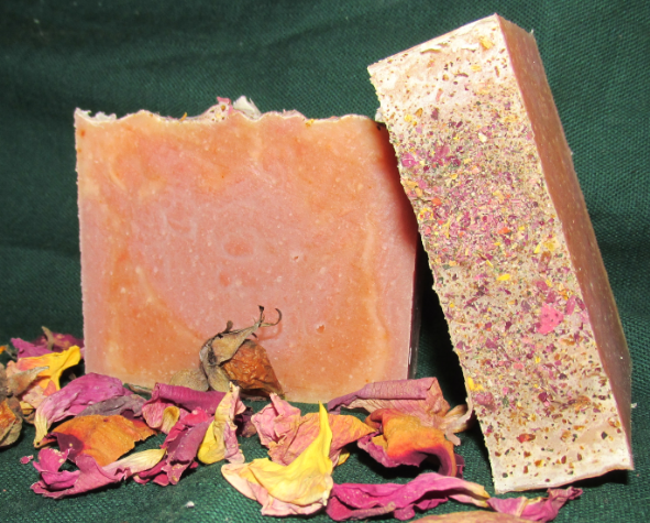 Rose a l'orange Soap