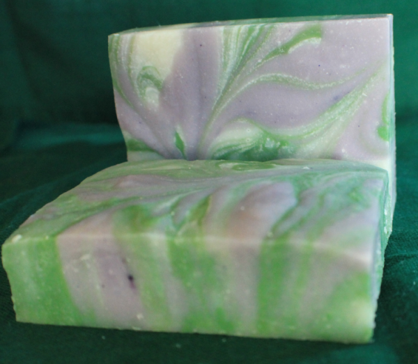 Cricket's Garden Patch(ouli) Soap