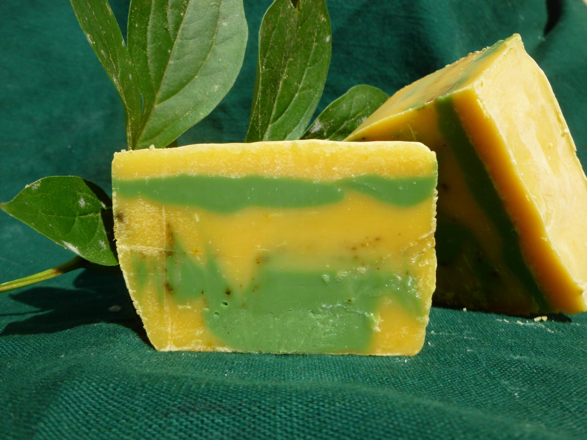 Lemn Verbena Goat's Milk Soap