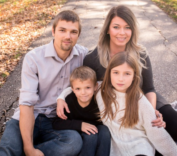 Troy Starkell & Family