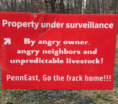 PennEast Pipeline, UGI, PSEG, Western Land Services
