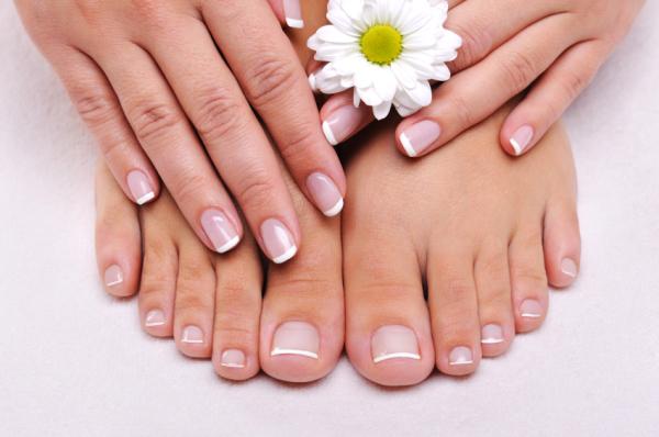 Hands - Feet