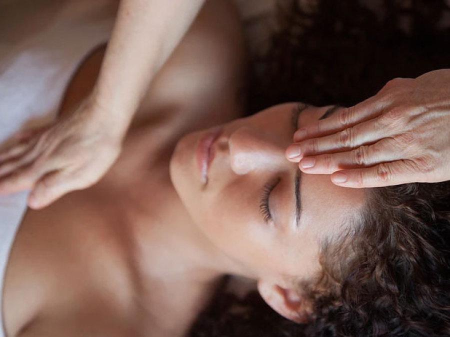 Chakra Massage