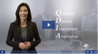 Help Clients Understand Why a QDIA Matters
