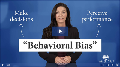 Consider Behavioral Bias in Retirement Plan Design & Communications