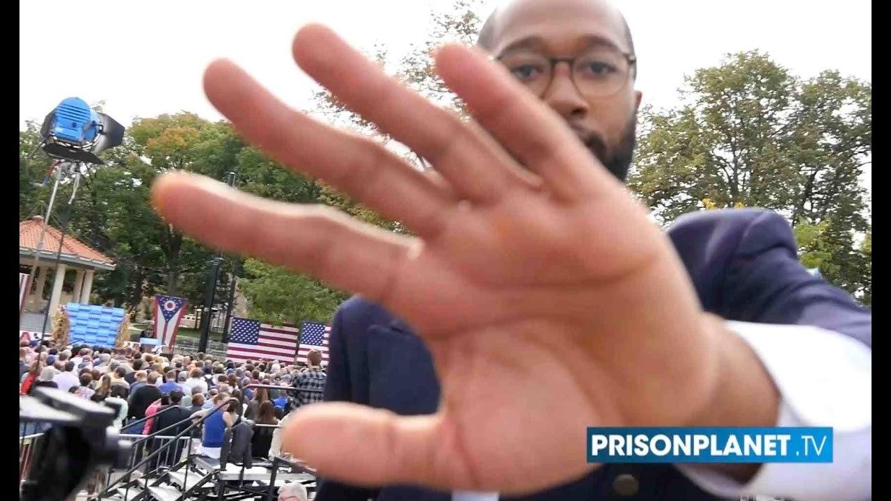 Clinton Press Coordinator Caught Censoring Press