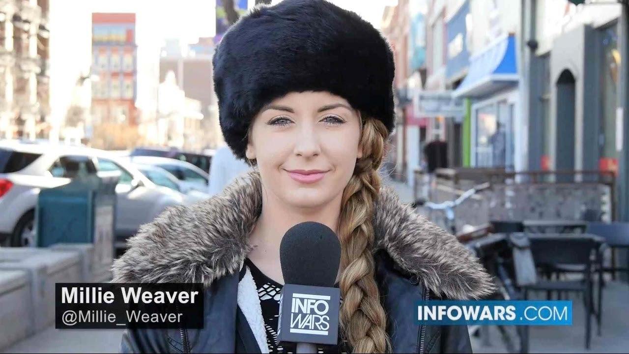 Russian Infowars Reporter Hacks Pedestrian Minds