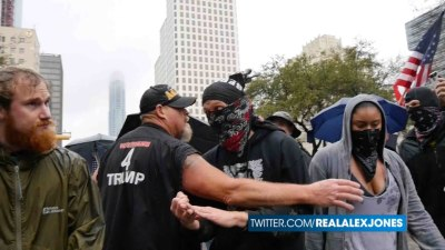 ANTIFAIL:  Antifa Gets Trumped Failing To Provoke 'March 4 Trump'