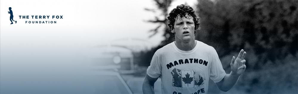 Terry Fox Run - Join Team Damoff