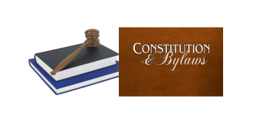 Constitution and Bylaws Deadline August 31st