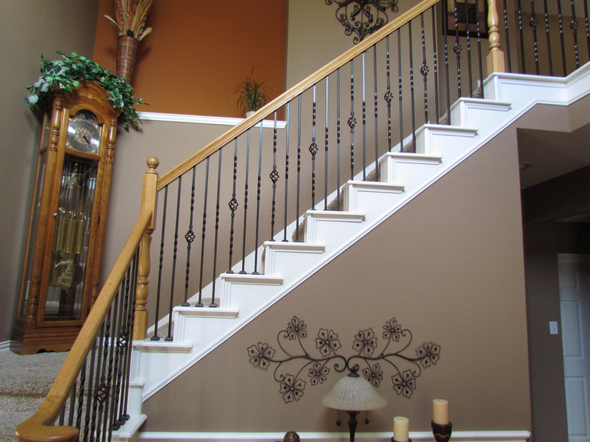 Top selling parts for stairs