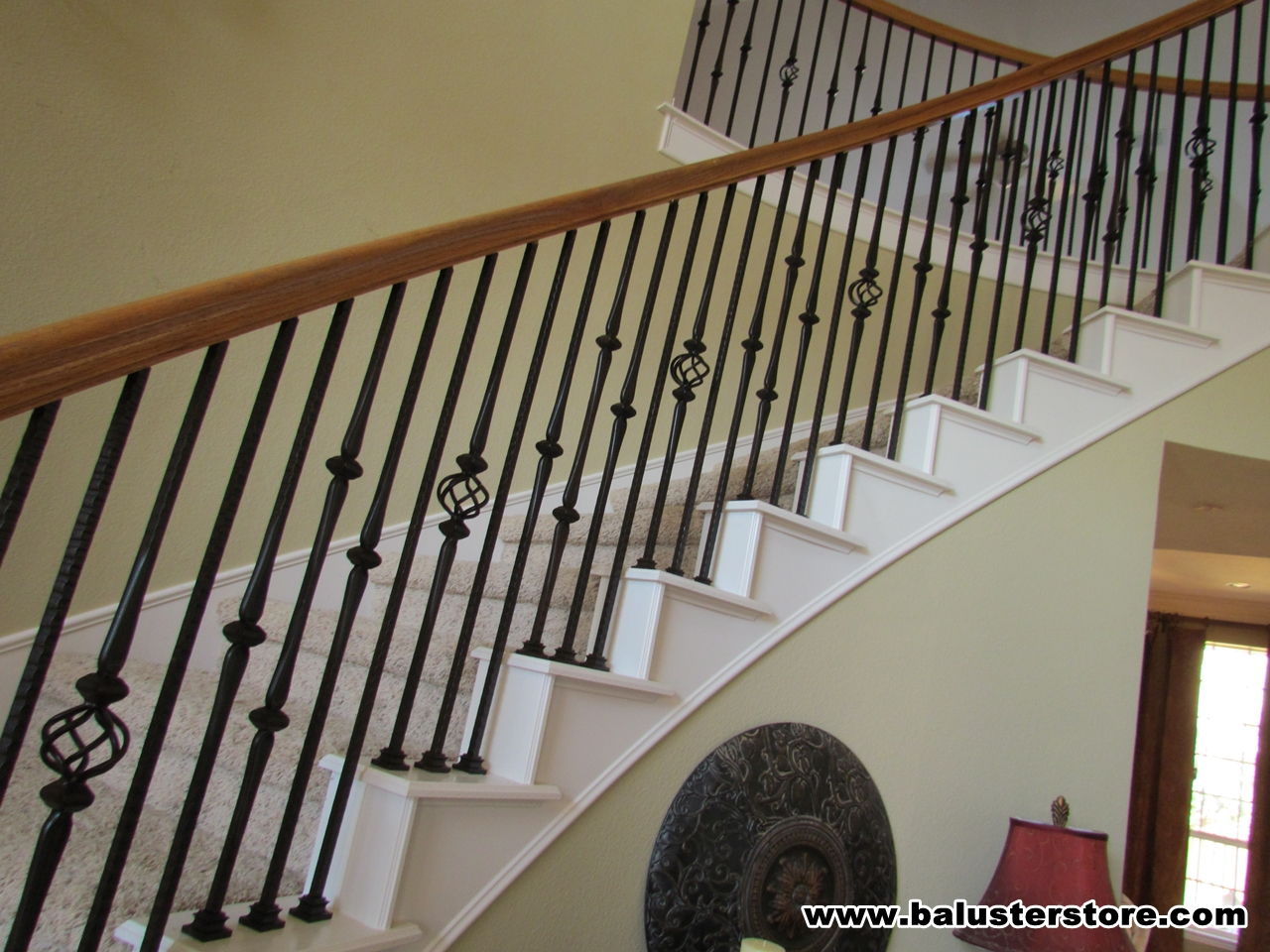 Stair building materials