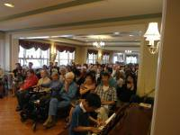 Student Recital 2012 in Senior Home of Markham