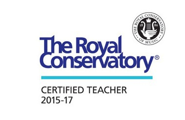 RCM Certified Teacher 2015-17