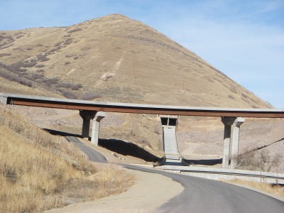 Deer Creek Bridge; US89