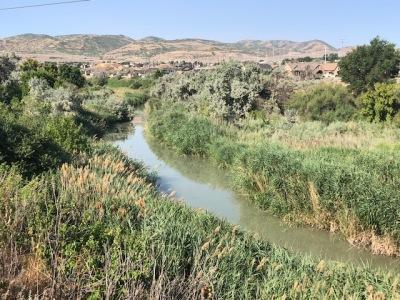 Jordan River Hydraulic Study