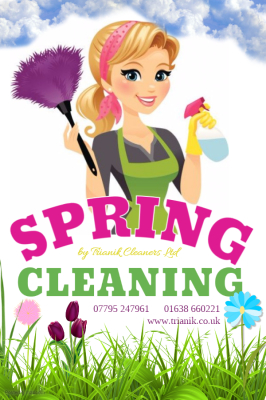 Spring Cleaning Available