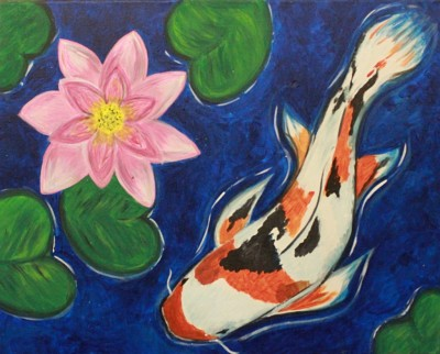 The Koi Fish