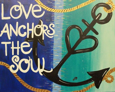 Love Anchors The Soul