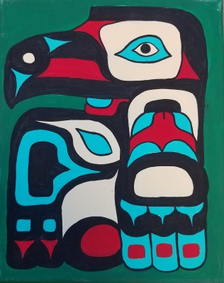 Pacific North West Native American Art
