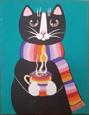 Cocoa Cat