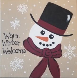 Warm Winter Welcome