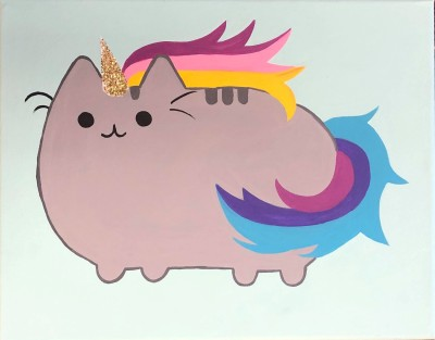 Unicorn Pusheen