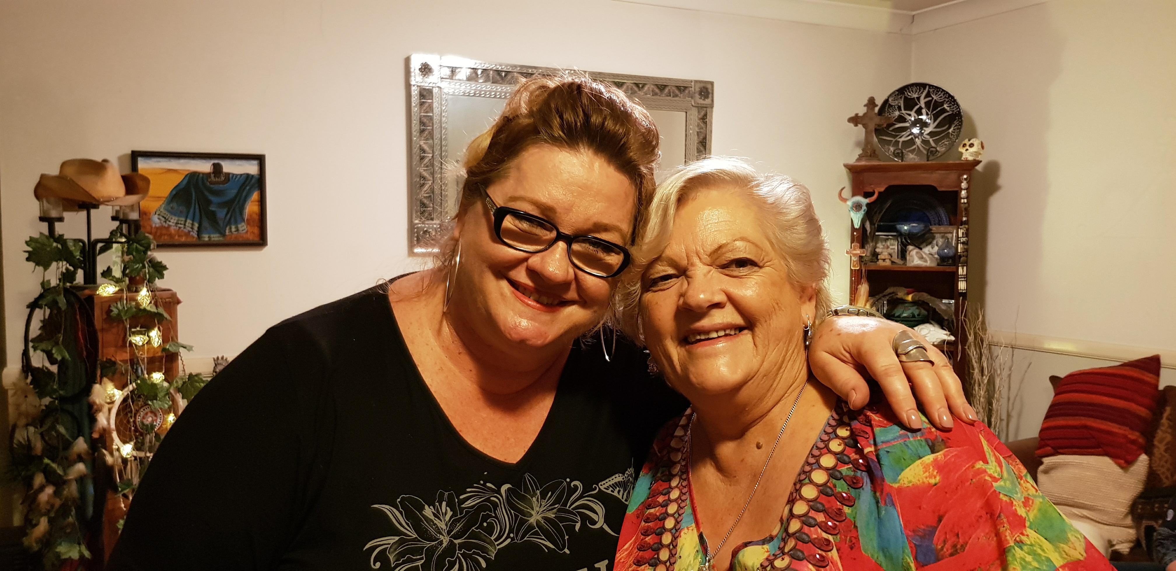 Trish Van Leeuwen, Sydney,