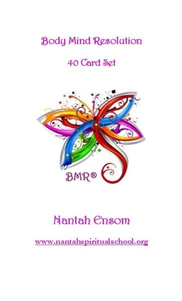 BMR Healing Cards
