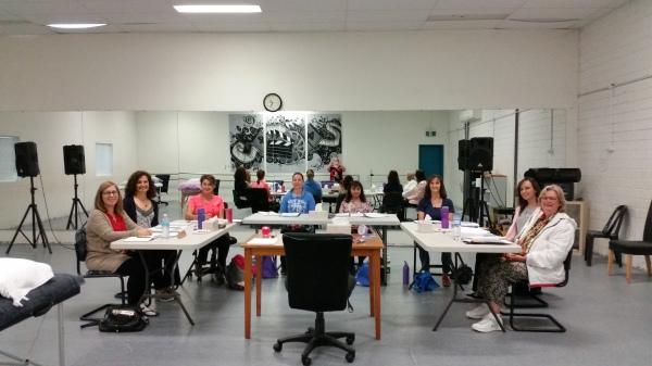 Reiki Master Teacher Class 2018