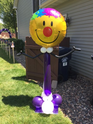 Smiley Guy  Greeter - $40.00
