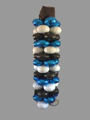 8 Foot Mylar Column