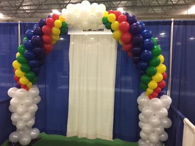 Rainbow Arch - Designer Collection
