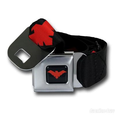Nightwing Logo Seatbelt Belt