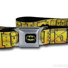 Batman Utility Belt Seatbelt Belt