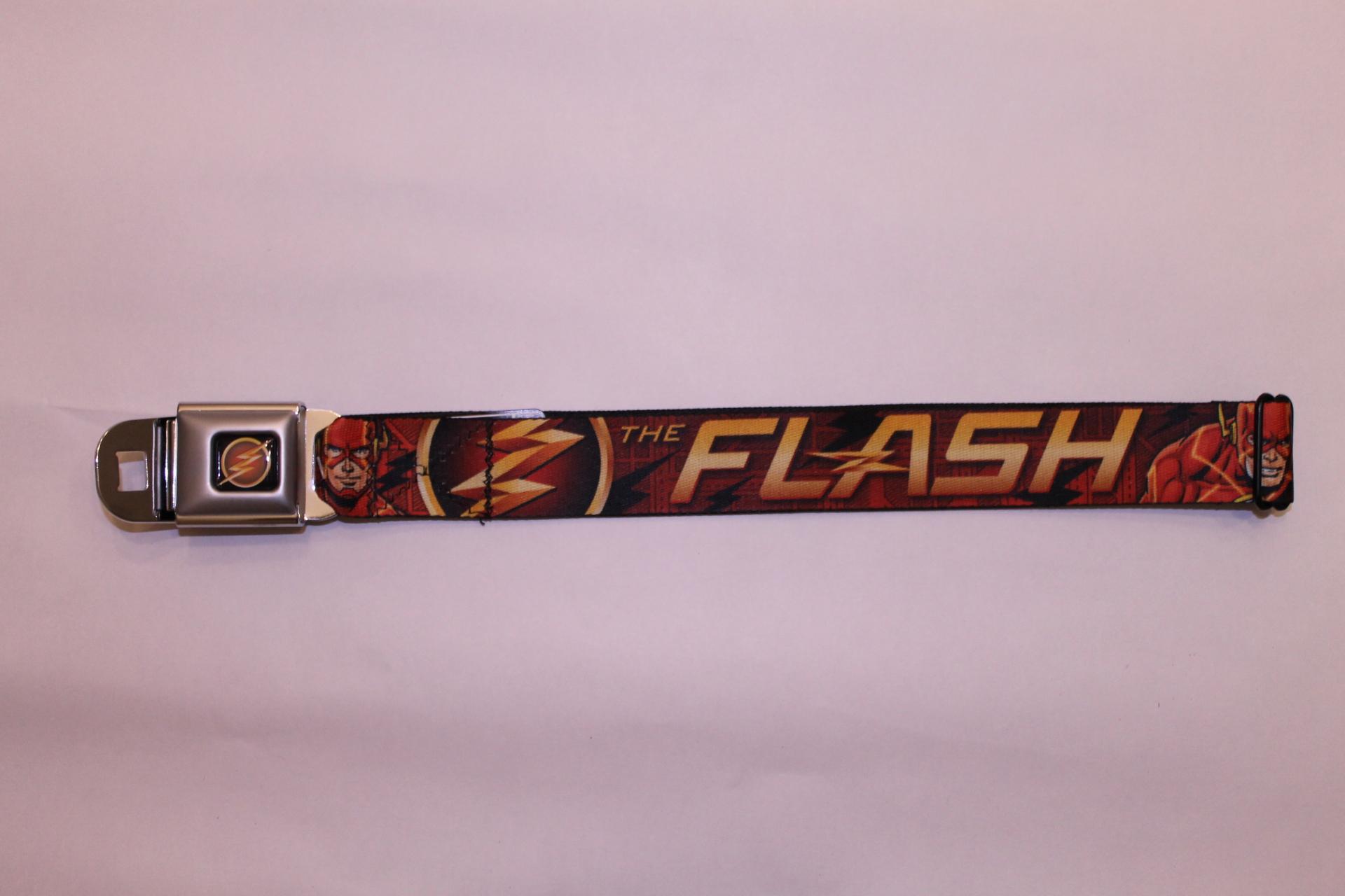 The Flash Seatbelt Belt