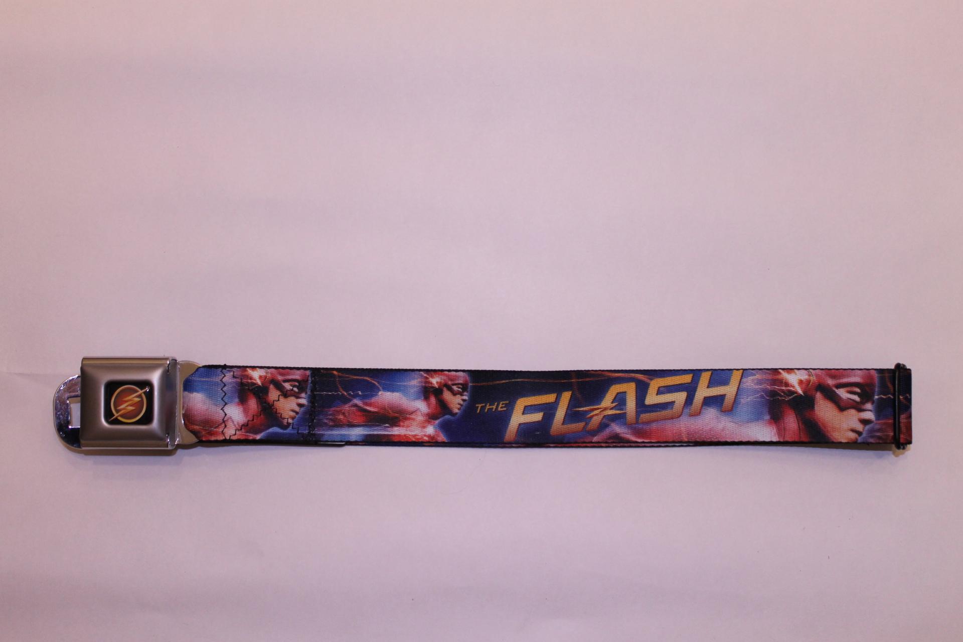 The Flash TV Show Seatbelt Belt
