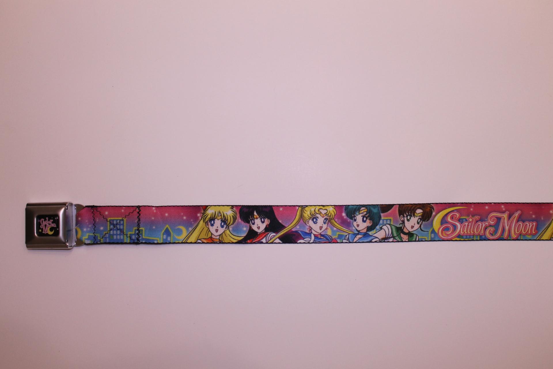 Sailormoon Seatbelt Belt