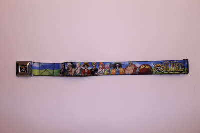 One Piece Seatbelt Belt