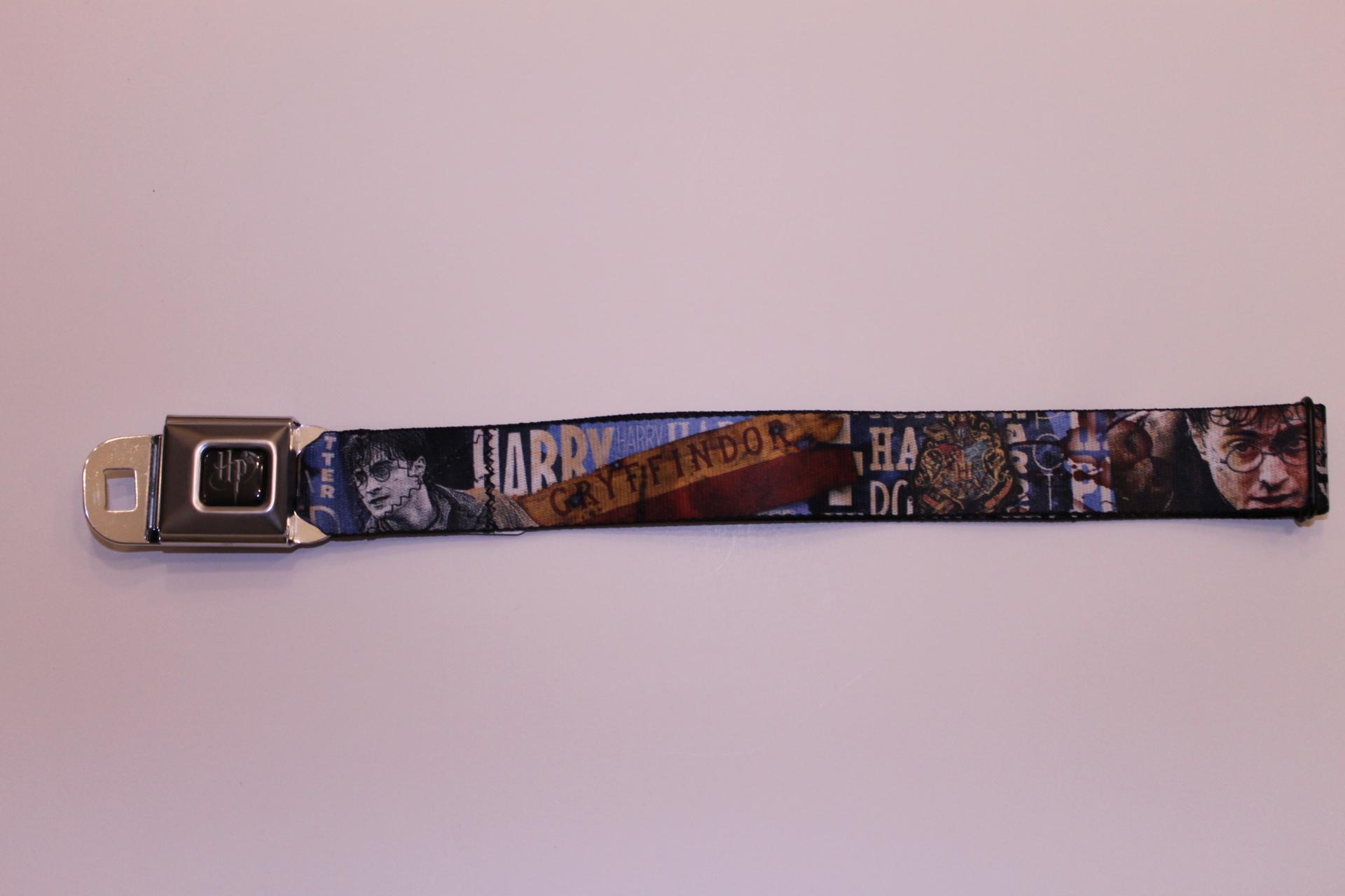 Harry Potter Seatbelt Belt