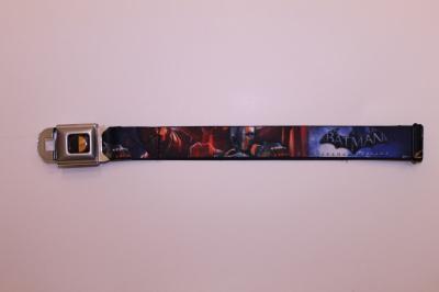 Deathstroke Logo Seatbelt Belt