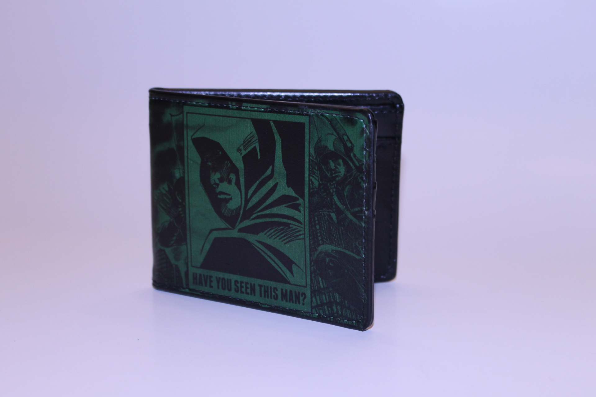 Green Arrow Wallet
