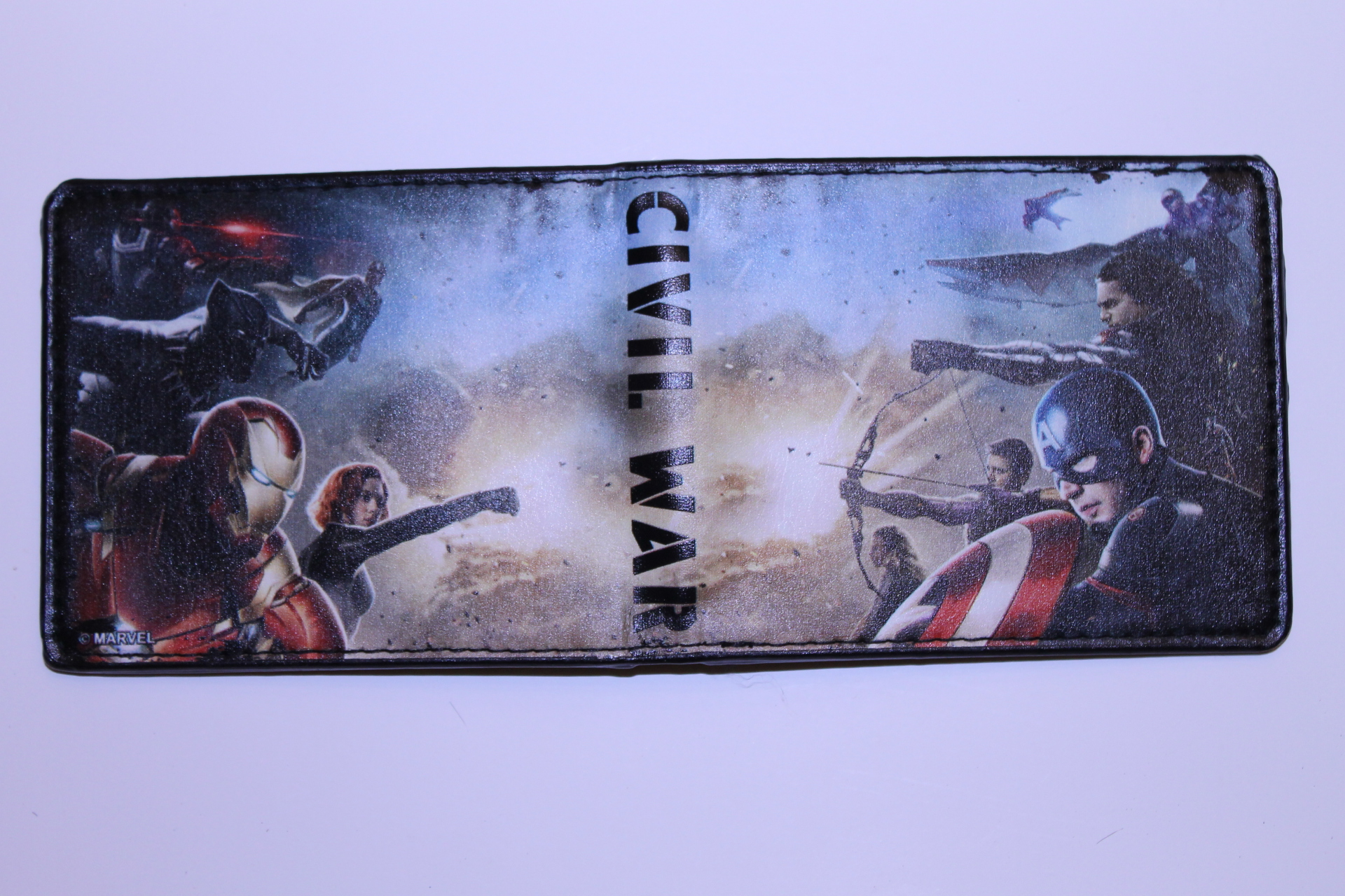 Civil War Wallet