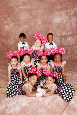 Kinder Theatre Classes