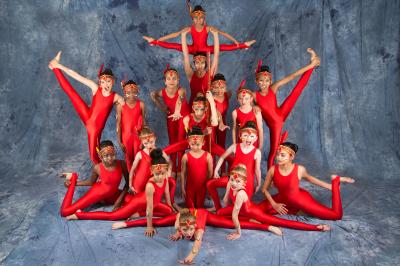 Acro Dance Lessons