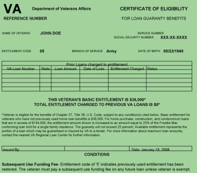Three Ways to Obtain Your VA Certification of Eligibility