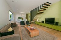 Gray Smith Architecture Baines Keating Residence living areas