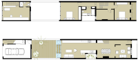 Gray Smith Architecture Barlow Residence floor plans